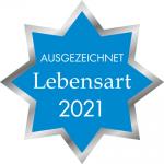 Ausgezeichnet! Lebensart Stern 2021