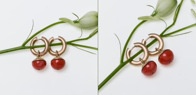 Ohrringe von Catherine Muller