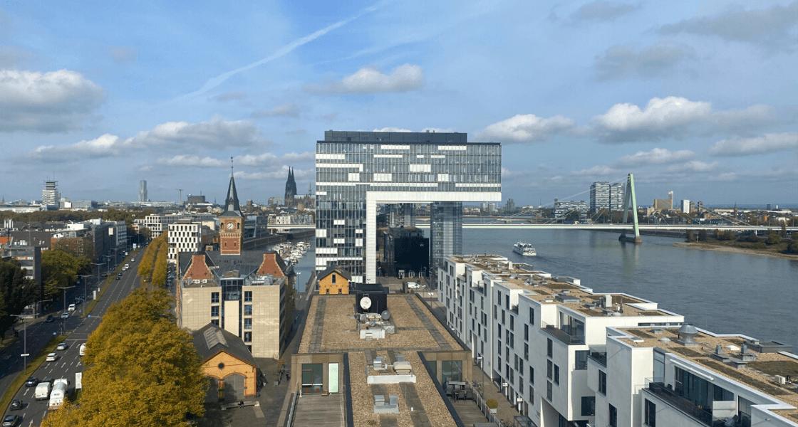 Blog 16 - Rheinauhafen 1