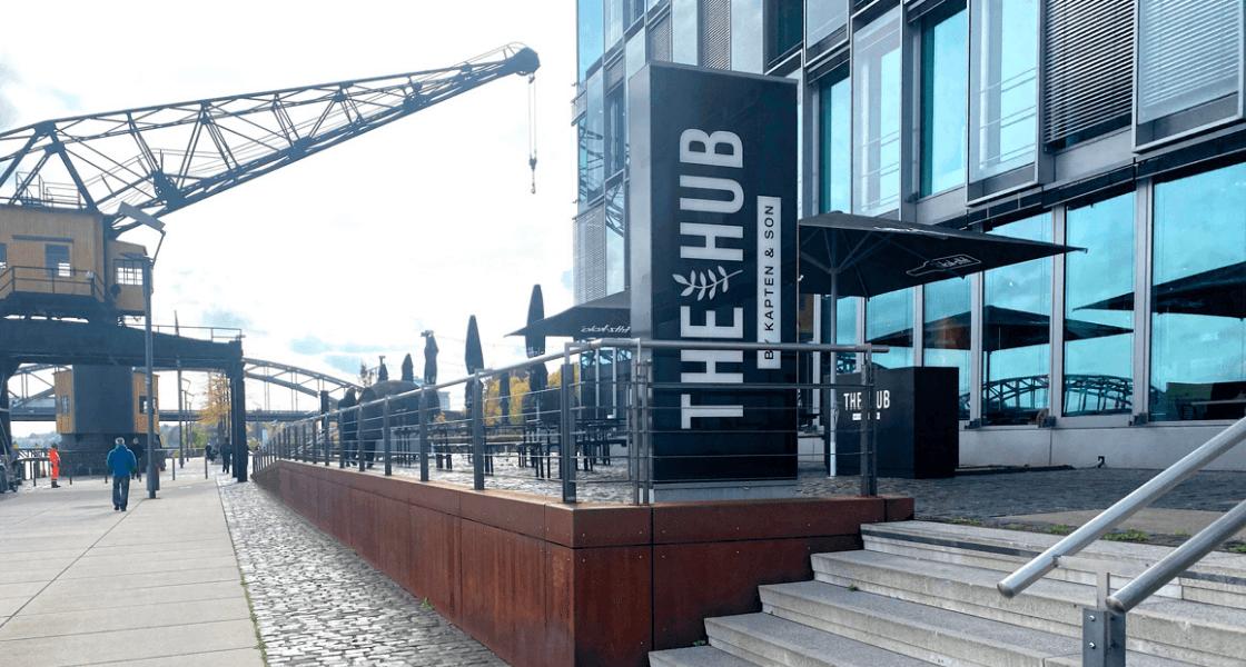 Blog 16 - The Hub