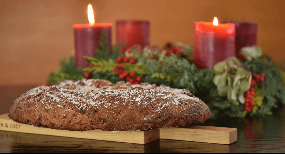 Blog 23 - Christstollen