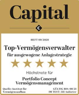 Capital-Logo Portfolio