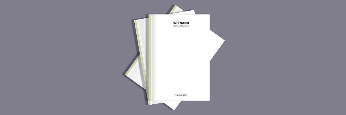 Wienand Verlag Frühjahrsvorschau 2021