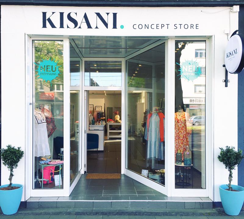 Kisani Concept Store 1