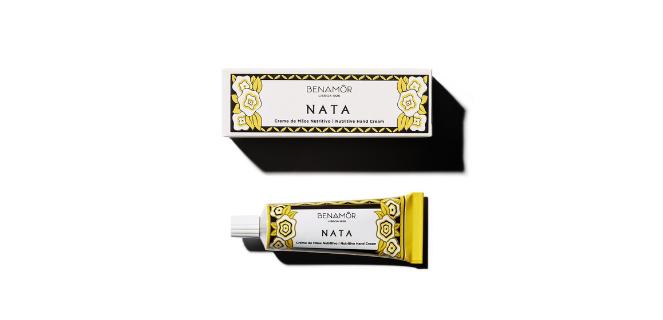 Benamôr – Körpercreme 'Nata' 150 ml