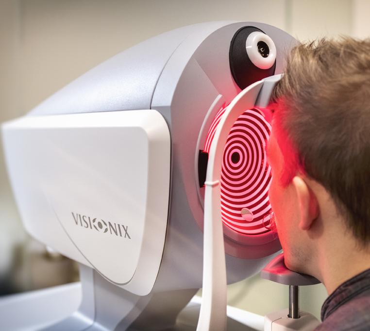 Optik Hess Augenvermessung