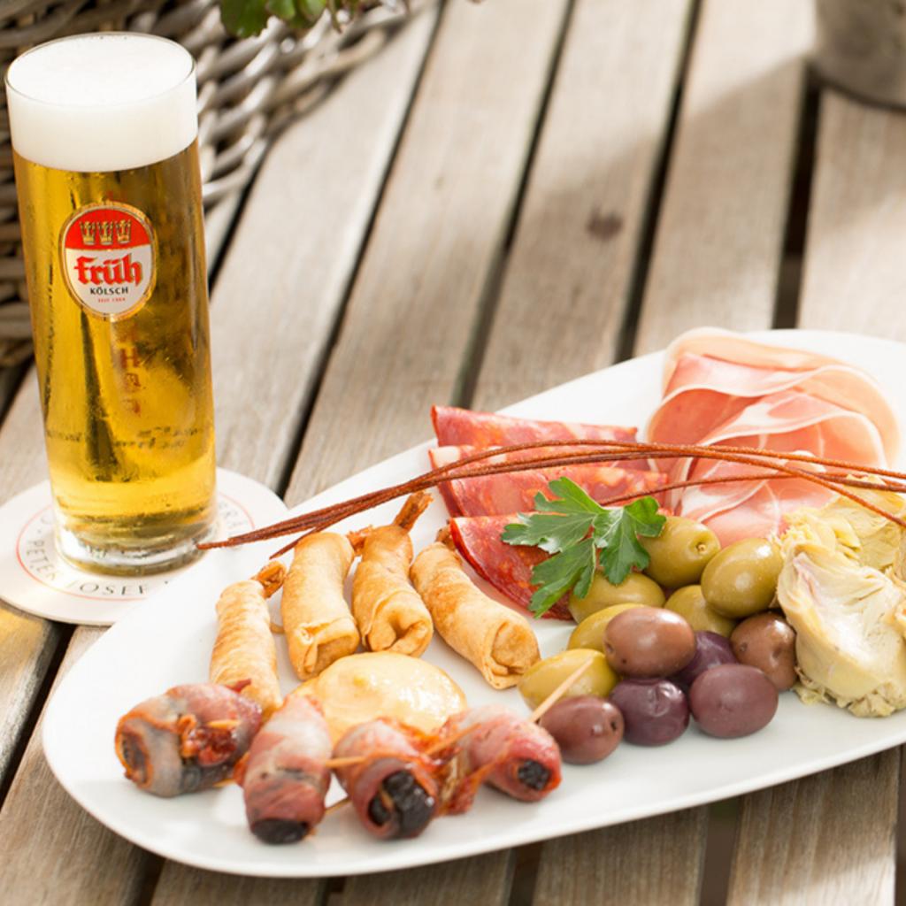 Hallerhof Restaurant und Biergarten
