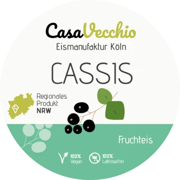 Cassis Casavecchio Eis