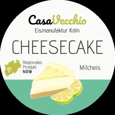 Cheeseecake Casavecchio Eis