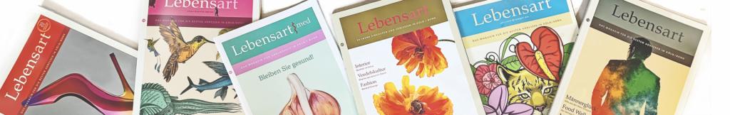 Magazin Lebensart & Lebensart24 2