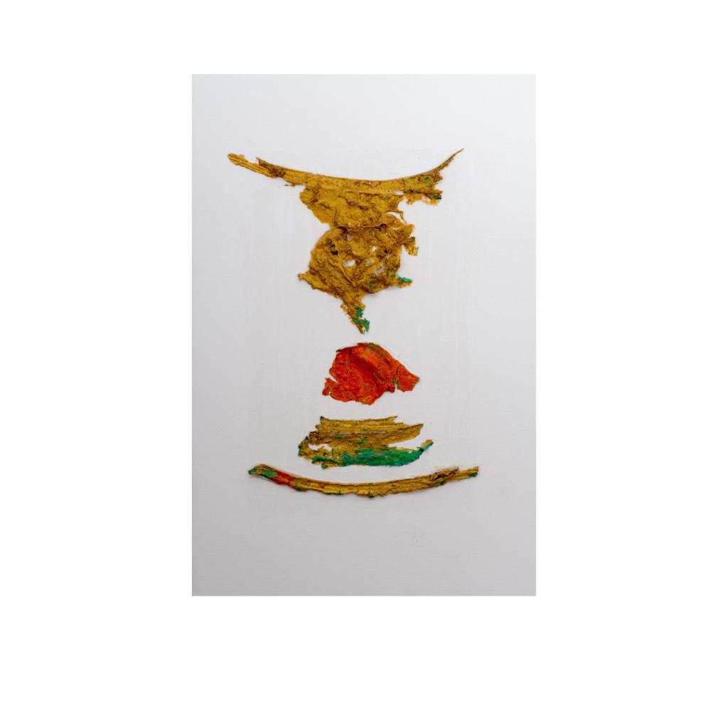 Dr. Ellen Buckermann – Ruhe - 50 x 70 cm