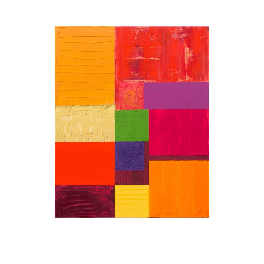 Dr. Ellen Buckermann – Weinprobe - 80 x 100 cm
