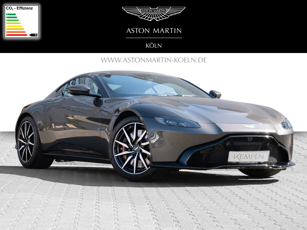 Aston Martin Köln • Aston Martin Vantage