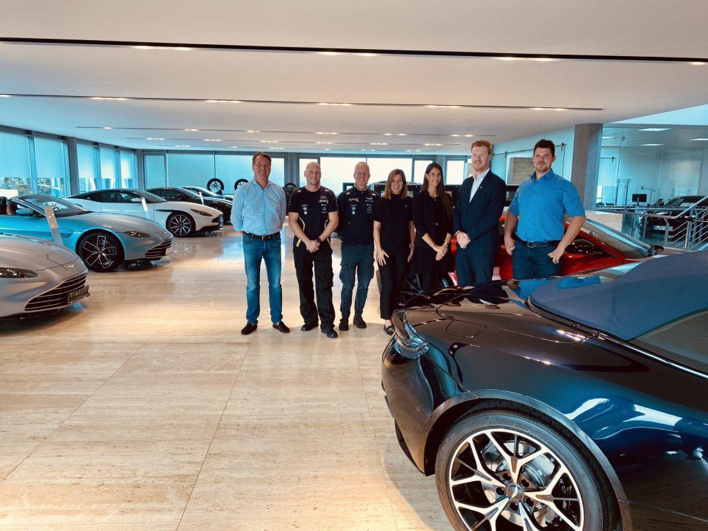 Aston Martin Köln – Team