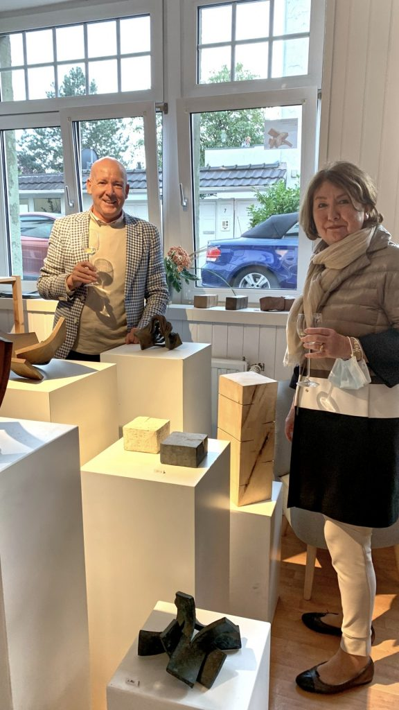 Simone Pick & Lebensart • Highlights der »Private Art View« 13