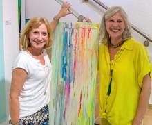 Dr. Ellen Buckermann • Galerie Viva L'Arte Private Art View