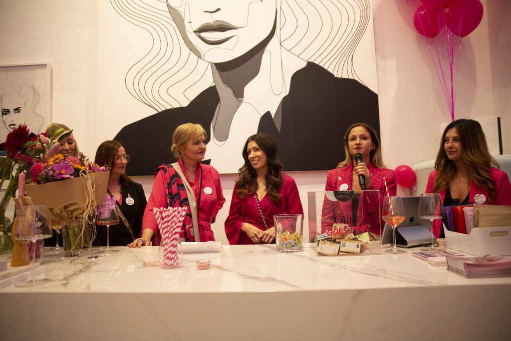 Ohhh de Cologne goes Pink