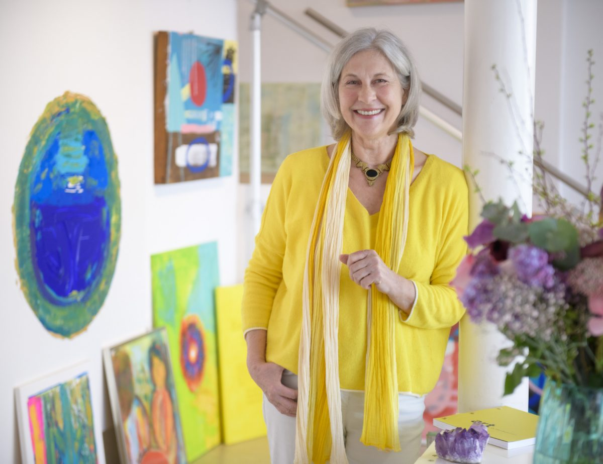 Galerie Viva L'Arte, Dr. Ellen Buckermann • Private Art View
