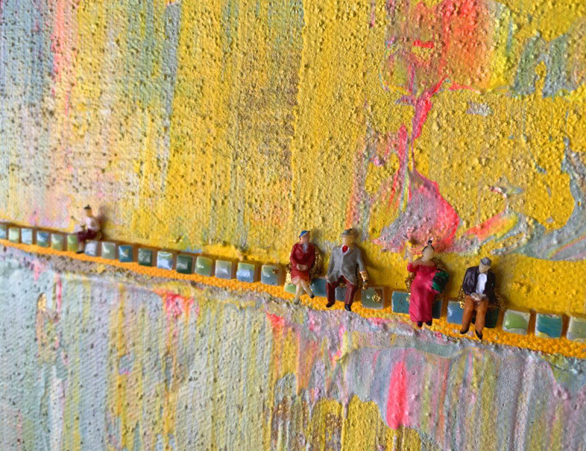 Dr. Ellen Buckermann Galerie Viva l'Arte • Farbenpracht