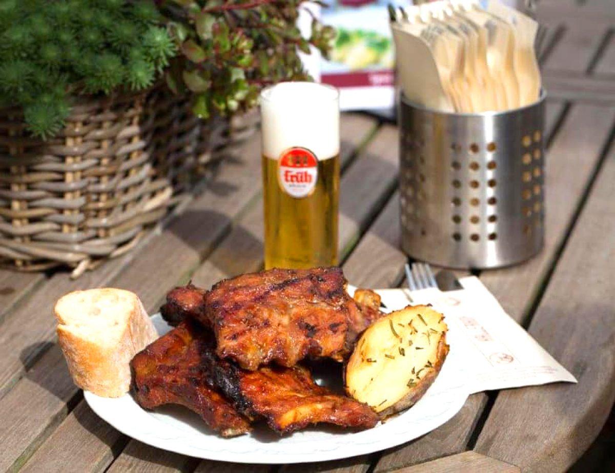 Restaurant und Biergarten Hallerhof